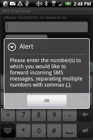 secret-sms-replicator