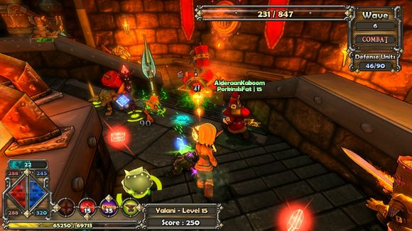 dungeon-defenders-android-unreal