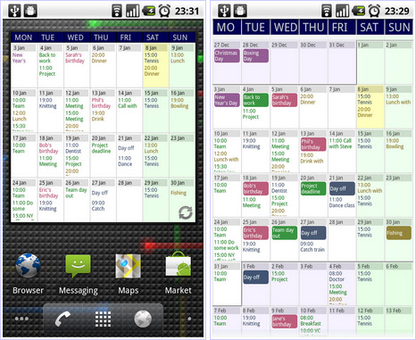 touch-calendar-android