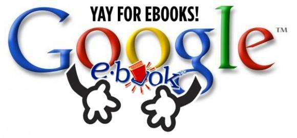 Google начал присматриваеться к рынку электронных книг