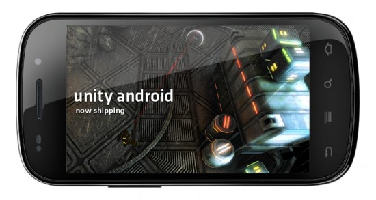 unity-android