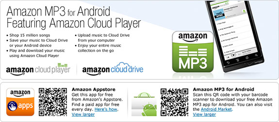 AmazonCloudPlayer