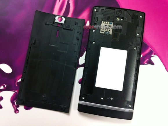 Sony Ericsson Xperia Nozomi (Arc HD)