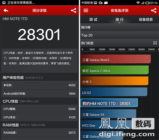 Xiaomi Redmi Note   небольшой обзор смартфона