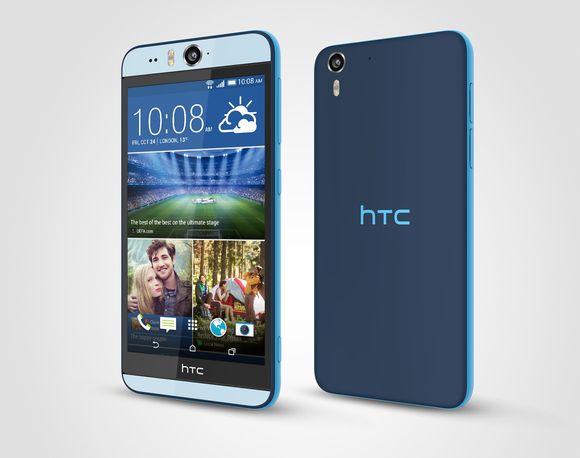 Внутри смартфона htc desire eye