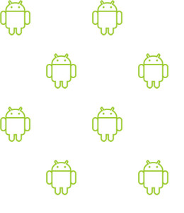 background-android-green-2