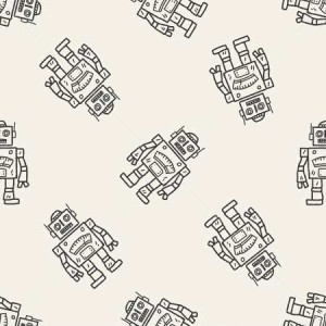 stock-vector-doodle-robot-seamless-pattern-background-262775276