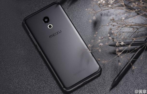 Meizu показала флагманский Pro 6 наофициальном фото