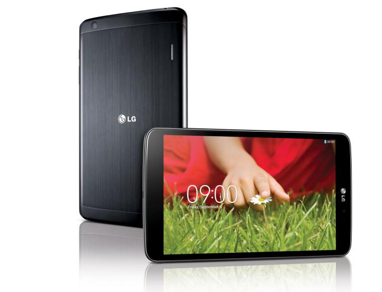 LG выпустила планшет G Pad III 8.0