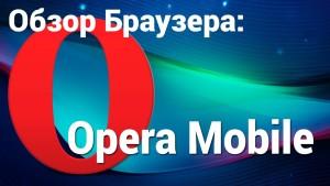 obzor prilozheniya Opera-mini dlya Android