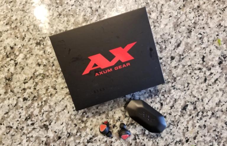 Обзор беспроводных наушников AXUM Gea