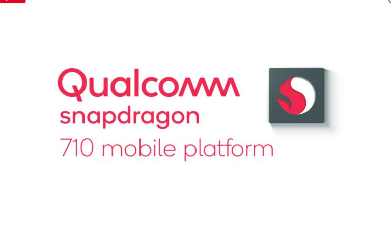 Платформа Qualcomm Snapdragon 710
