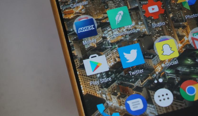 приложения в Google Play Store