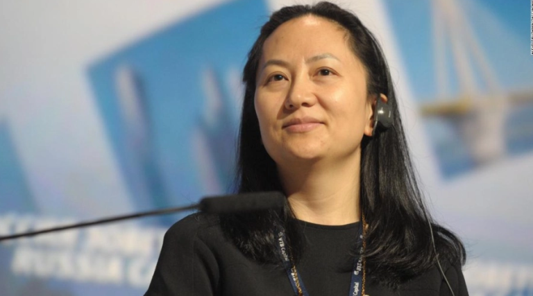 финансовый директор Huawei