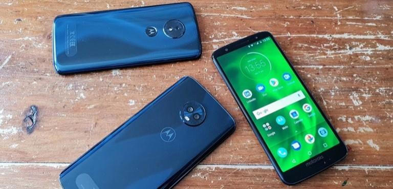 Motorola Moto G6, G6 Plus и G6 Play Обзор