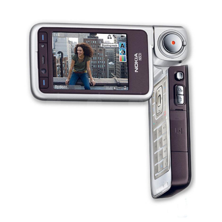 Nokia N93 - N93i