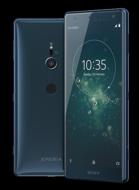 Sony-Xperia_XZ2_чехлы