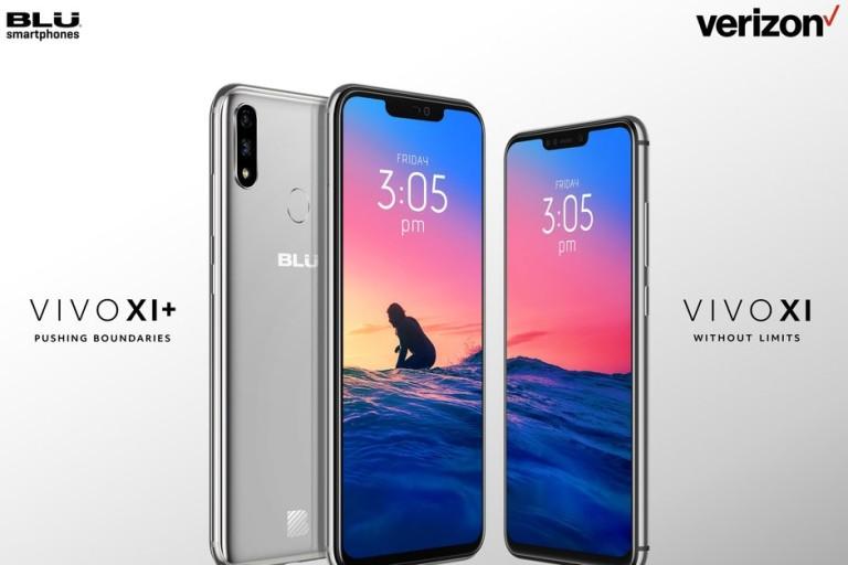 BLU Vivo XI и BLU Vivo XI +
