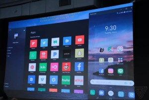 Microsoft тестирует Android на Windows, кастинг экрана