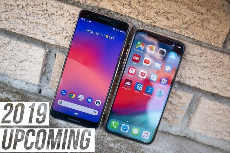 Лучшие новые телефоны ожидаются в 2019 году